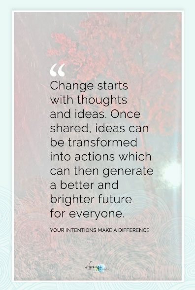 Positive Change at Work