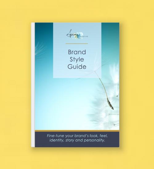 Spring Creative Identity Branding Brand Style Guide_01